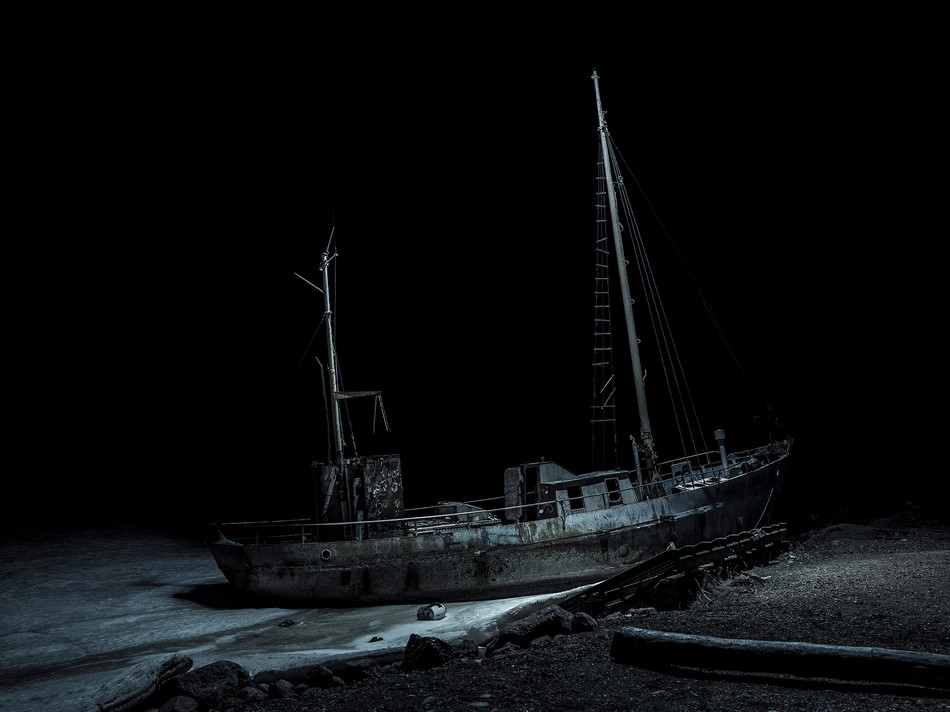 The Ship Called Night, 2014
