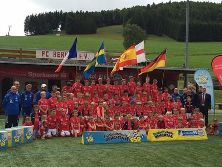 3. Fussballcamp startet heute