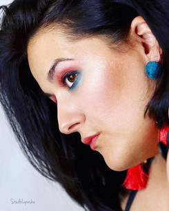 Inspiracje, kolory i moda ...:) #sesjazd