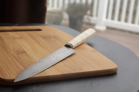 Turkish Twist Kitchen Knife