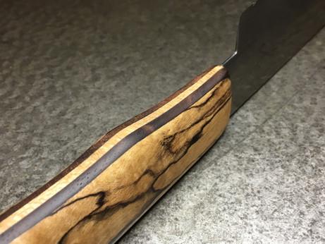 Frame Handle Ktchen Knife