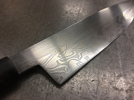 Deidre's Kitchen Knife