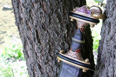 Beowulf's Sword