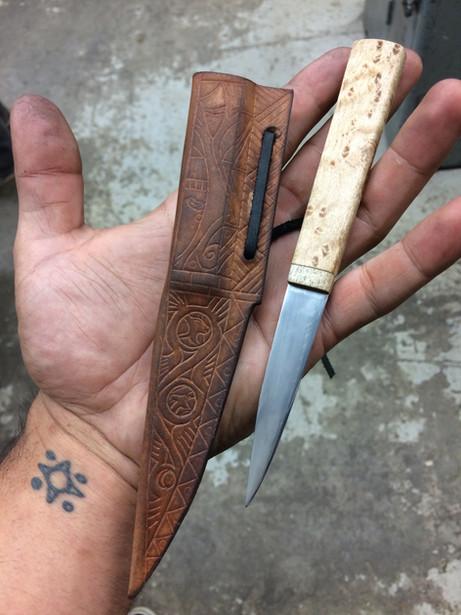 Medieval Utility Knife