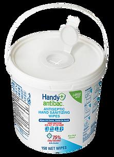 Handy Antibac Antiseptic Hand Sanitizing