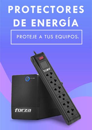 PROTECTORES DE ENERGIA