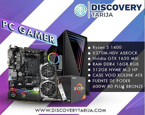 CPU GAMER RYZEN 5