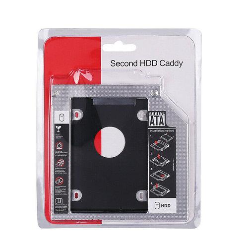 """Caddy HDD y SSD 2.5"""""""