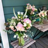 Bridal shower arrangements