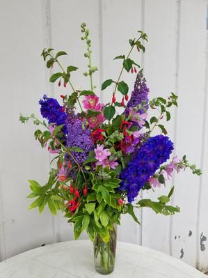 Sustainable Flowers