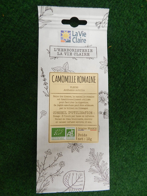 Camomille romaine 12g