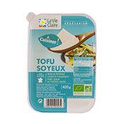Tofu soyeux Bio