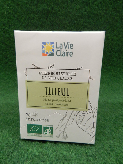 Infusion tilleul 23g