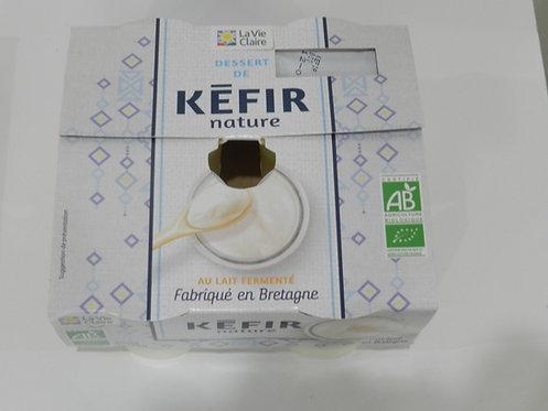 Dessert de Kéfir nature - La Vie Claire - 500 g