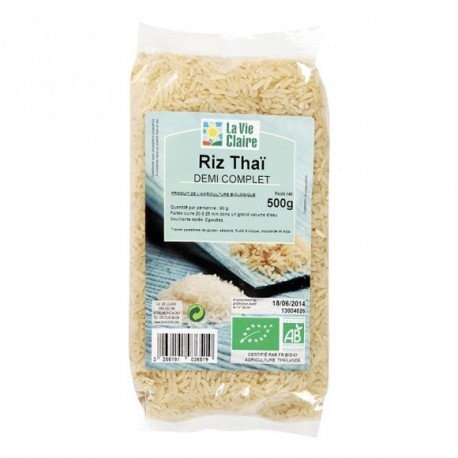 RIZ THAI 1/2 COMPLET 500G