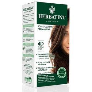 Herbatint 4D châtain doré