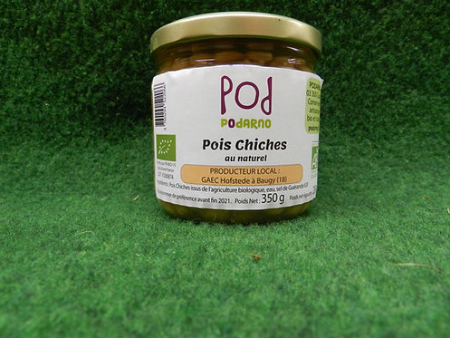 Pois chiches au naturel Podarno 350g