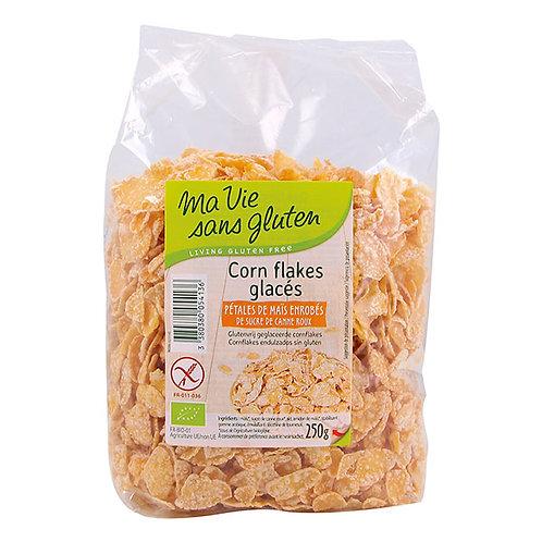 Corn flakes glacés ma vie sans gluten