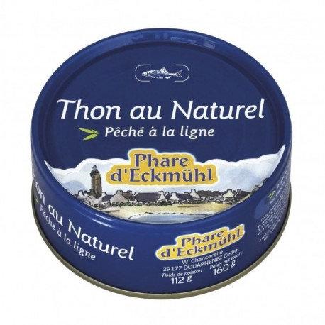 THON NATUREL PECHE CANNE 112G