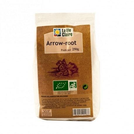 Arrow root 250g la vie claire