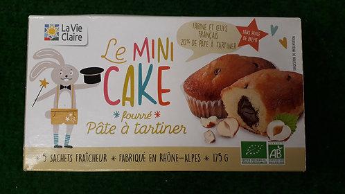 Mini cake fourré Pâte à tartiner 175g
