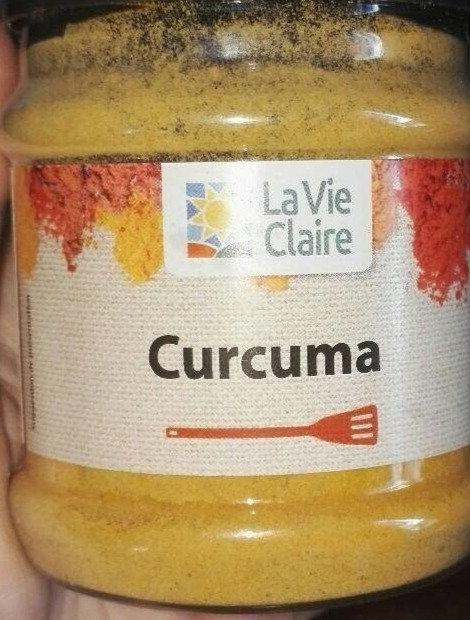 Curcuma poudre 80g