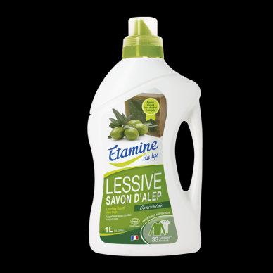 Lessive savon d'Alep 1L étamines du lys