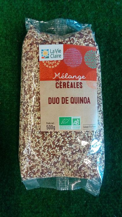 Duo quinoa 500g