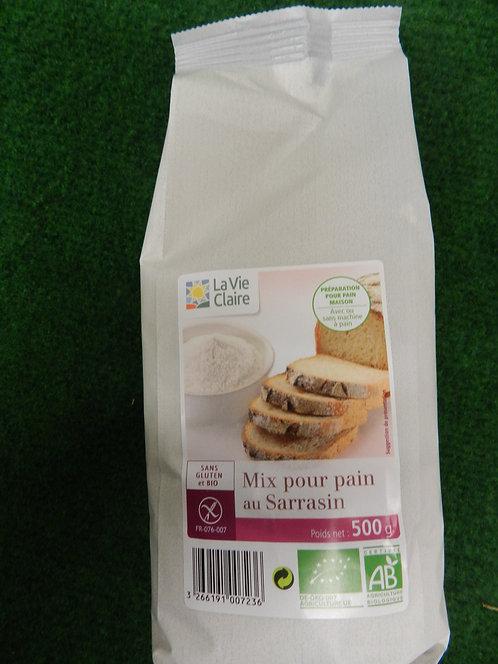 Mix pour pain au sarassin