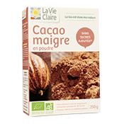 cacao maigre