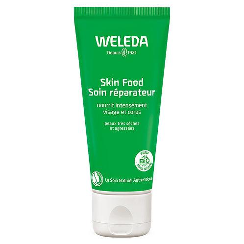 Skin food soin réparateur Weleda