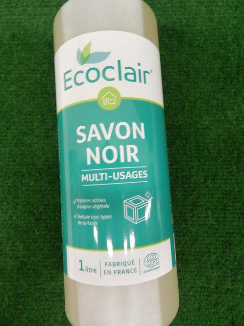 Savon noir écologique 1L Ecoclair