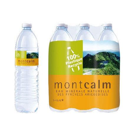 MONTCALM BOUTEILLE 0.5 L