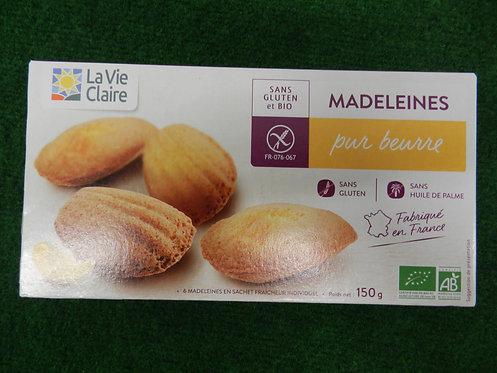 Madeleines pur beurre La vie claire