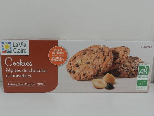 Cookies quinoa et chocolat