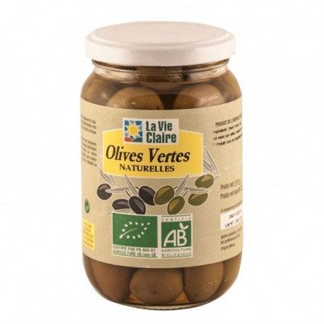 Olives vertes 370 g