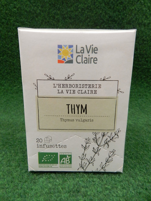Infusion thym 25g