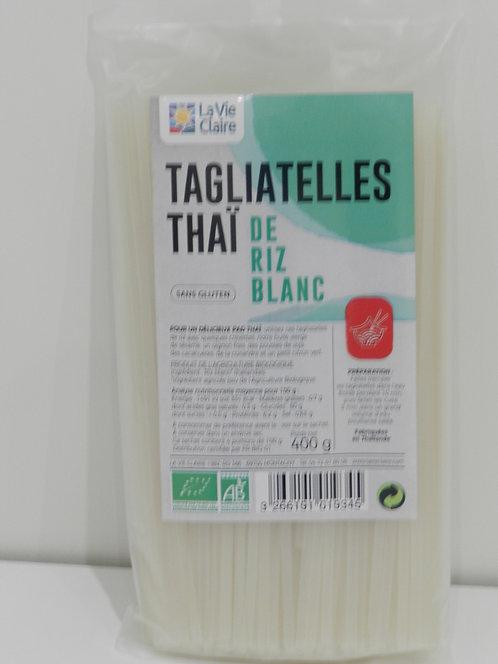 Tagliatelles thaï riz blanc 400g