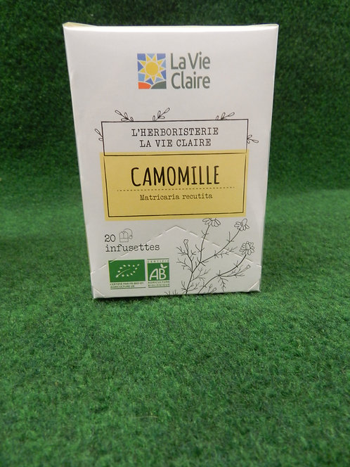 Infusion camolille 16g