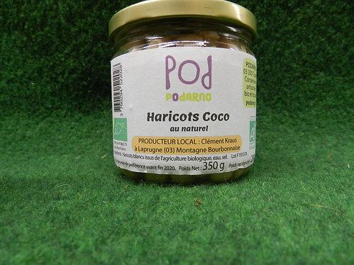 Haricots coco  350g Podarno