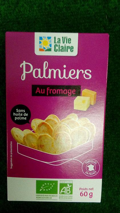 Palmiers au fromage