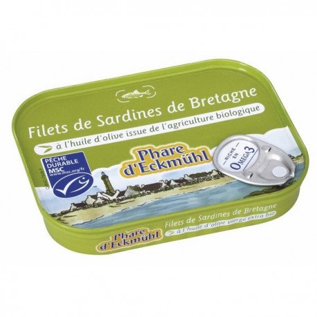 FILETS DE SARDINE H. OLIVE