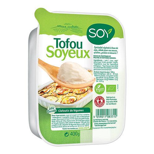 Tofou Soyeux 400gr