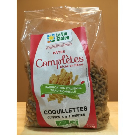 COQUILLETTES COMPLETES