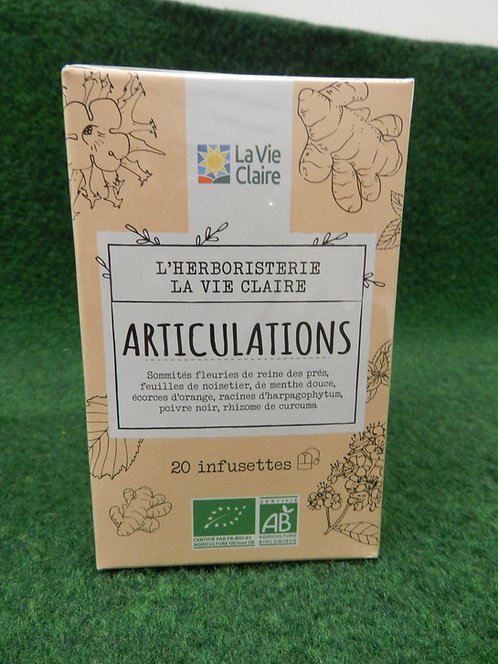 Infusion articulation 30g LVC