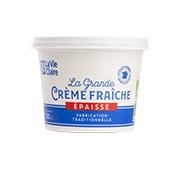 Crème fraiche épaisse