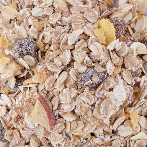 Vrac Muesli 5 céréales et 8 fruits rouges 250g