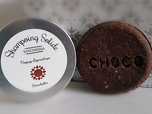 Shampoing solide Chocobulles