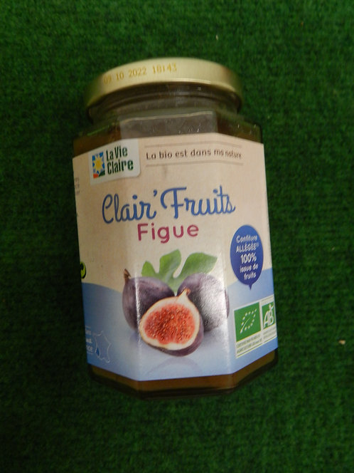 CLAIR'FRUITS FIGUES