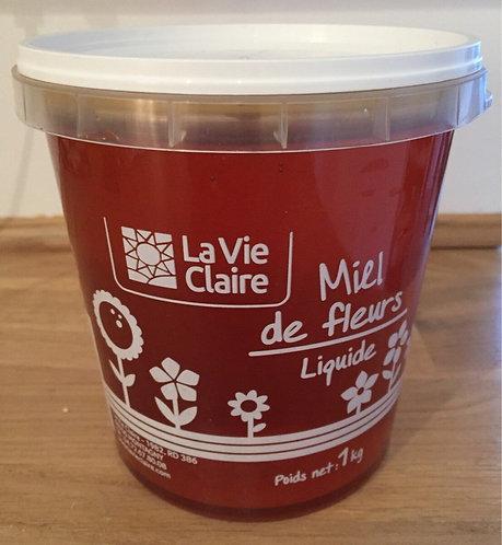 Miel de fleurs - La Vie Claire - 1 kg